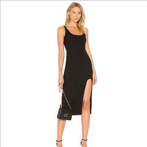 NWT Cinq a Sept Brenna black dress Size 4